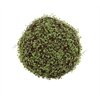 Benzara Naturalistic Customary Styled Polyester Vine Grass Ball