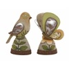 The Sweetest Polystone Solar Bird Butterfly 2 Assorted