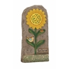 Benzara Lovely And Attractive Solar Garden Stone