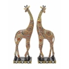 "Gorgeous Polystyrene Giraffe 2 Assorted 5""W, 14""H"