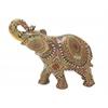 "Enthralling Polystyrene Elephant 9""W, 8""H"