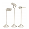 Cool And Stylish Aluminum Microphone 3 Assorted