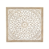 Fashionable Wooden Handicrafts Wall Panel, Natural brown color