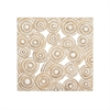 Artistic Wooden Handicrafts Wall Panel, Natural brown color