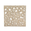 Inventive Wooden Handicrafts Wall Panel, Natural brown color