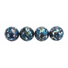 Benzara Shiny Discotheque Mosaic Ball Pvc Box Set