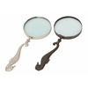 "Impressive Aluminum Magnify Glass 2 Assorted 15""L, 6""W"