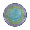 Benzara Innovatively Styled Metal Mosaic Wall Platter
