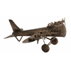 Benzara Grand And Inspirational Metal Large Plane