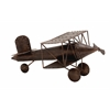 Benzara Beautiful And Prized Metal Large Plane