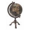 """Benzara Metal Pvc Globe 7""""W, 12""""H"""