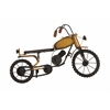 Benzara The Jazzy Metal Wood Motorcycle