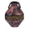 Benzara Flower Vase With Antique And Durable Finish