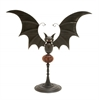 Benzara Enthralling Metal Bat Home Decor
