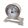 Benzara The Cute Aluminum Table Clock