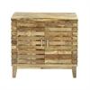 Exclusive Wood Cabinet, Brown