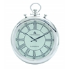 Benzara Wall Clock Simple Classic Design In Round Shape