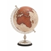 Benzara The Great Metal World Globe