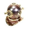 Brass Diving Helmet Feel Nautical Decoration