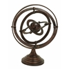 "Benzara Aluminum Armillary 15""H, 12""W Nautical Maritime Decor"