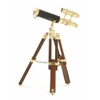 Ageless Brass Wood Telescope