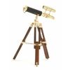 Ageless Brass Wood Telescope