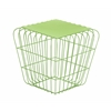 Benzara Fabulous Metal Side Table