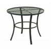 Benzara Good-Looking Metal Round Outdoor Table