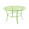 Benzara Mind Blowing Metal Round Outdoor Table