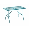 Striking Metal Folding Outdoor Table