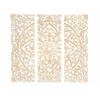 "Wood Wall Panel Set Of 3 48""W, 48""H"