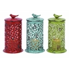 Benzara Decor In Red, Blue & Green With Long Lasting Construction