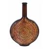 """Metal Vase 26""""H, 17""""W Versatile Floral Decor"""