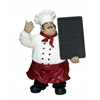 Benzara Polystone Chef Chalk Board An Inviting Decor