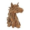 Creative Horse Head, Light Brown