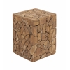 Sturdy Square Mozaik Stool