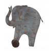 Artistic Styled Exclusive Wood Painted Elephant