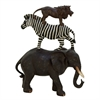 Funky PS Stacking Animals, Brown