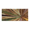Trendy Wooden Abstract Wall Decor Without Hassles Of Stapling