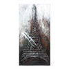 "Canvas Art Eiffel Tower 79""H, 40""W"