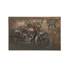 Benzara Astute And Artistic Metal Wall Decor