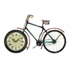 Benzara Metal Cycle Clock For Kids Room Decor Upgrade