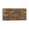 Benzara Classy Wood Wall Décor