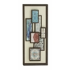 "Benzara Trendy Wood Framed Art 24""W, 50""H"