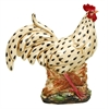 Benzara Ceramic Rooster For Tables Or Shelves Decor