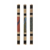 "Benzara Bamboo Rainstick 3 Assorted 2""W, 31""L"