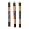 "Benzara Bamboo Rainstick 3 Assorted 2""W, 24""L"