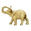 Majestic Aluminum Gold Elephant, Gold