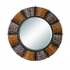 Benzara Heavily Discounted Metal Mirror