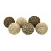 Decorative Ball With Casual And Simple Design (Set Of 6)